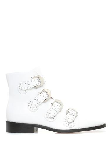 Givenchy Bot Beyaz